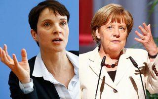 Paura per troppi migranti e Islam fanno volare Alternativa per la Germania e perdere Angela Merkel