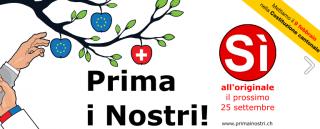L'inutile populismo del referendum «anti italiani» in Ticino